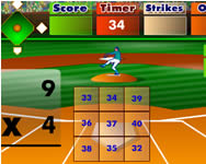 Batters up baseball math oktat� j�t�kok