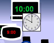 Clock shoot oktat� j�t�kok