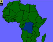 Map game Africa j�t�k
