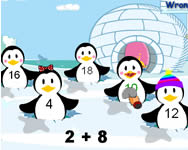 Penguin party j�t�k